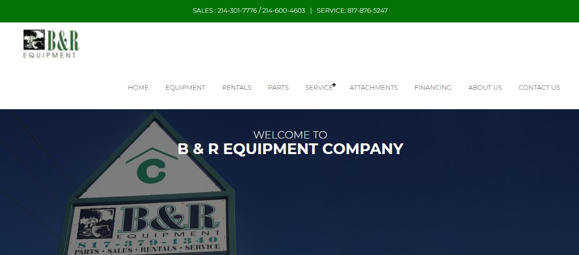 B&R Equipment