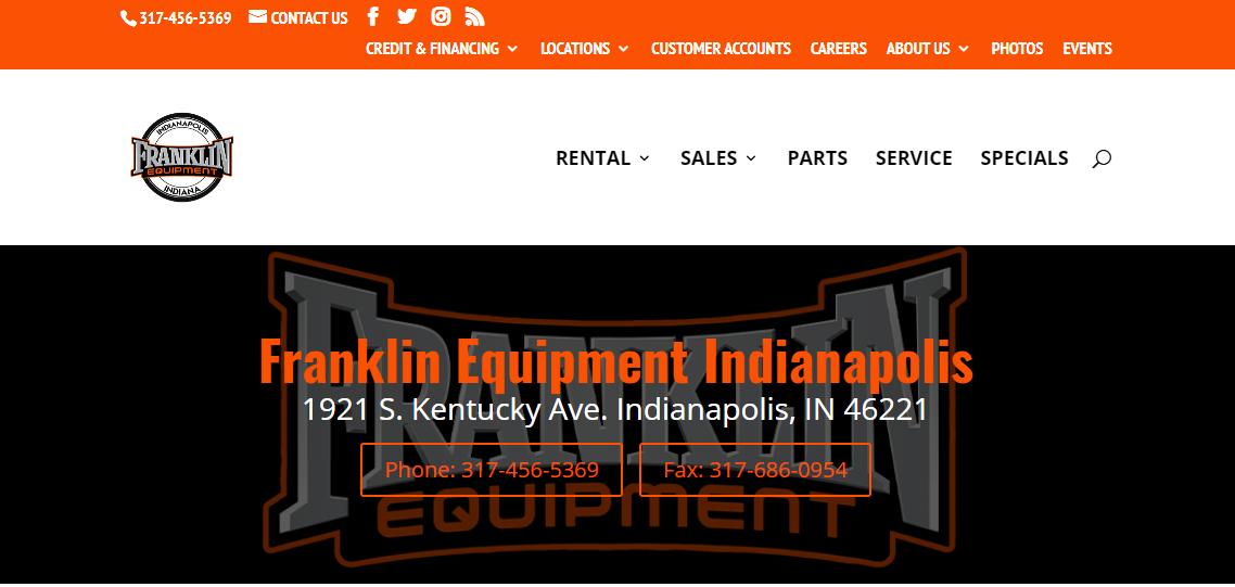 Franklin Equipment