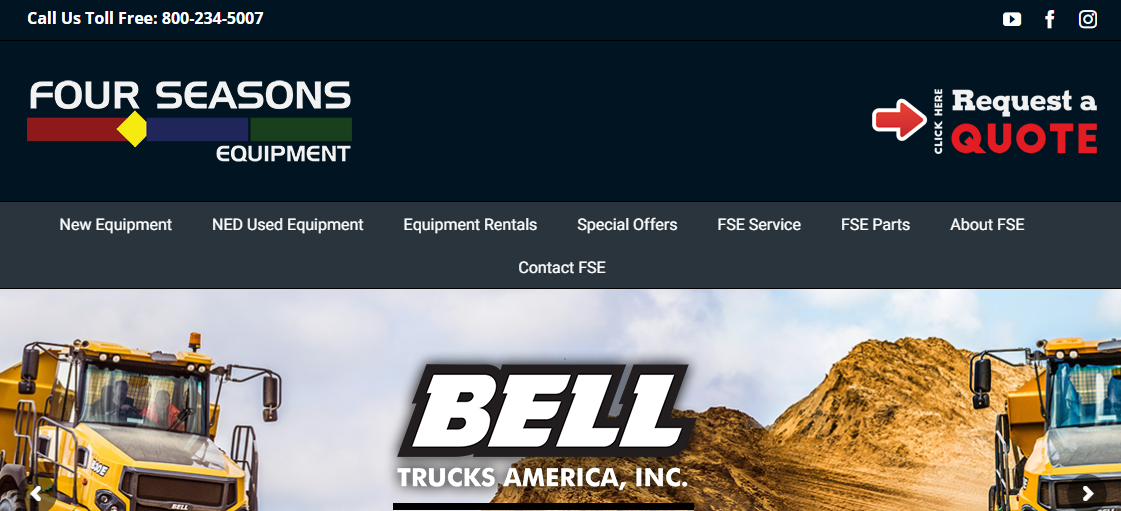 Four Seasons Equipment, LLC