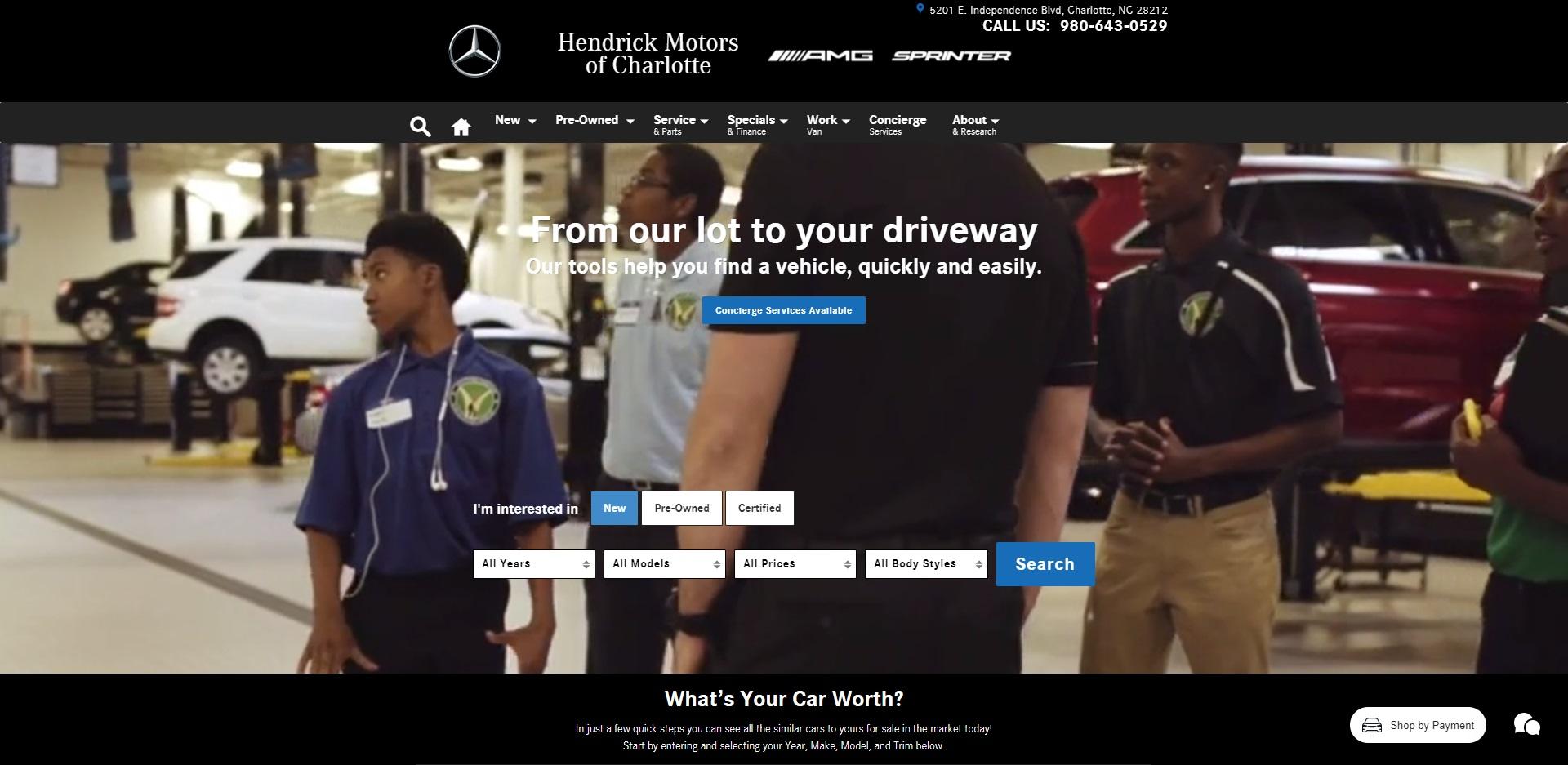 5 Best Mercedes Dealers in Charlotte