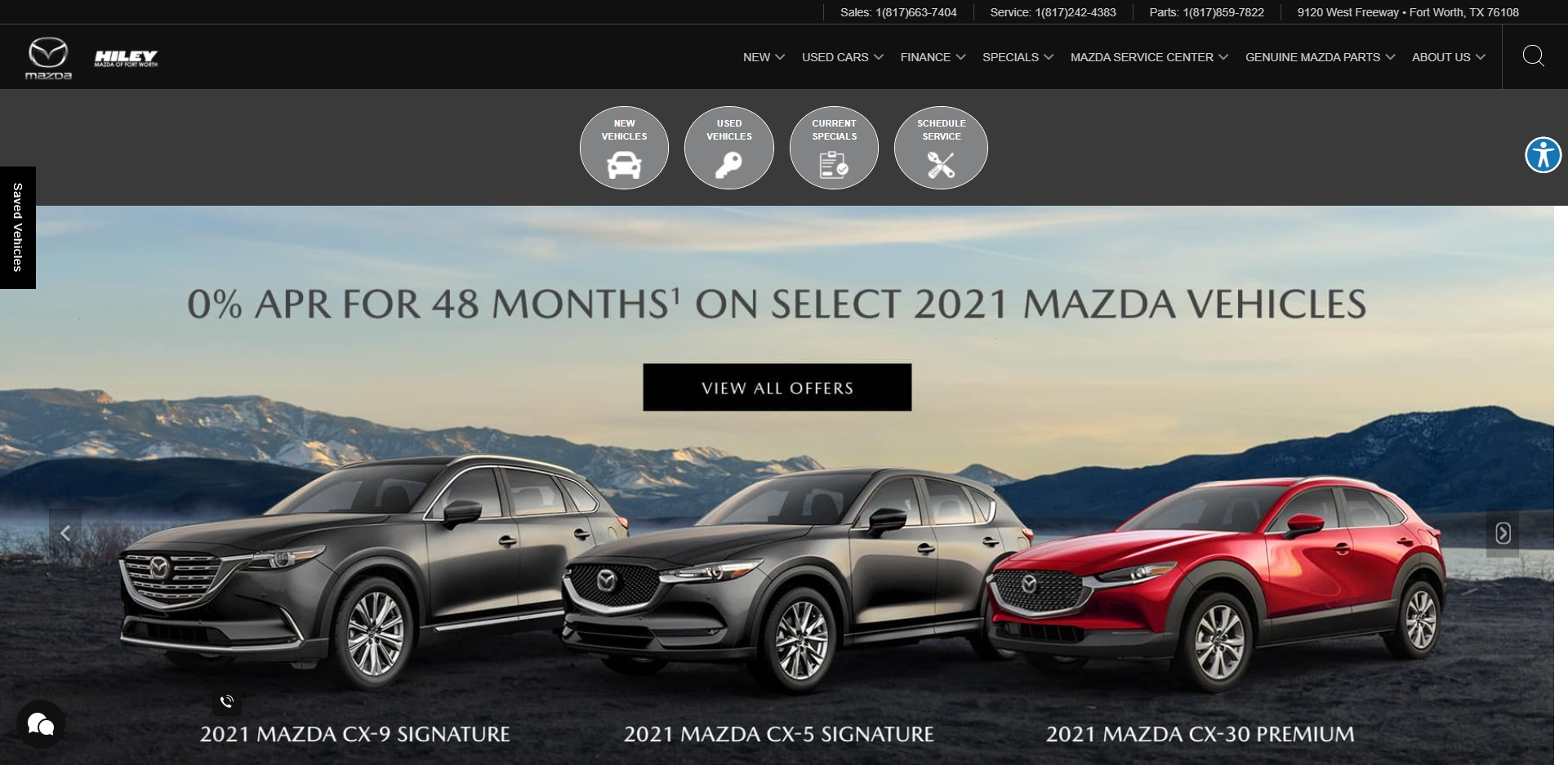 5 Best Mazda Dealers in Fort Worth