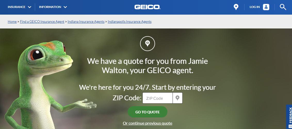 GEICO Insurance Agent