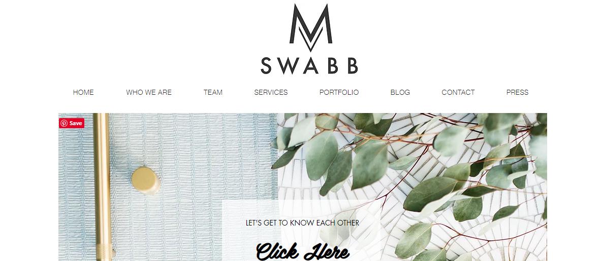 M. Swabb Decor + Style