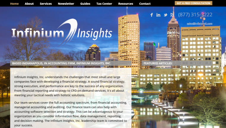 Audit Firms in Indianapolis