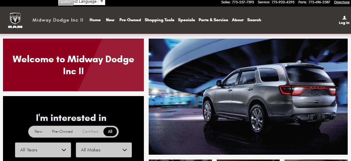 Midway Dodge
