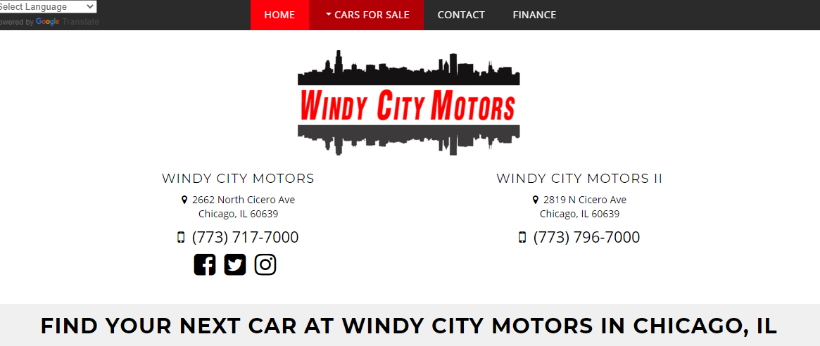 Windy City Motors