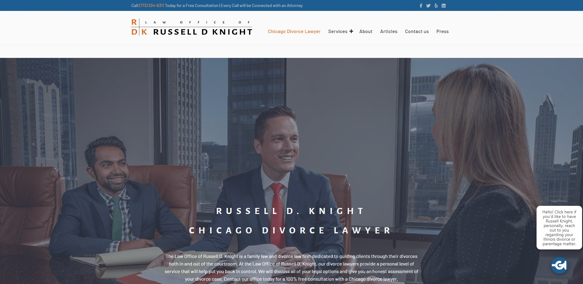 Chicago Best Barristers