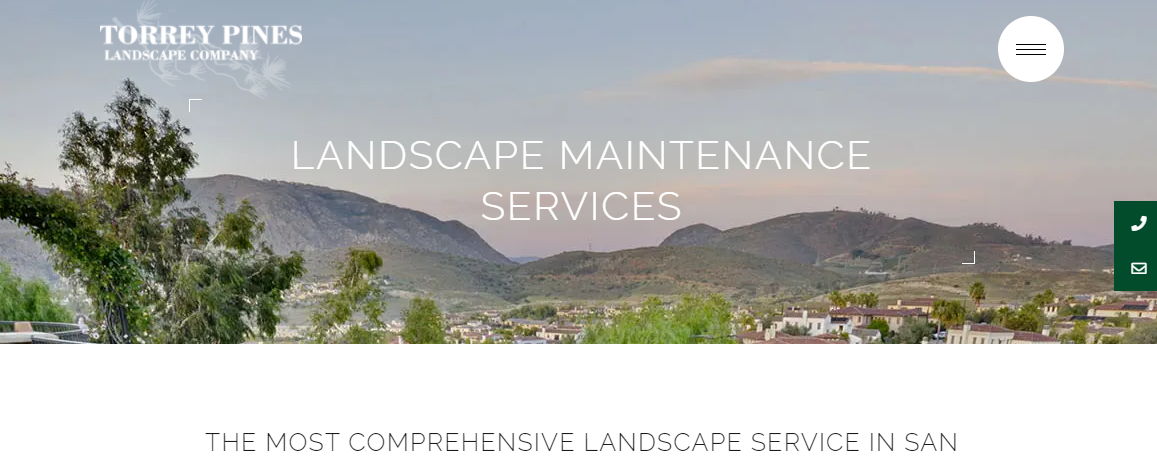 Torrey Pines Landscape Company