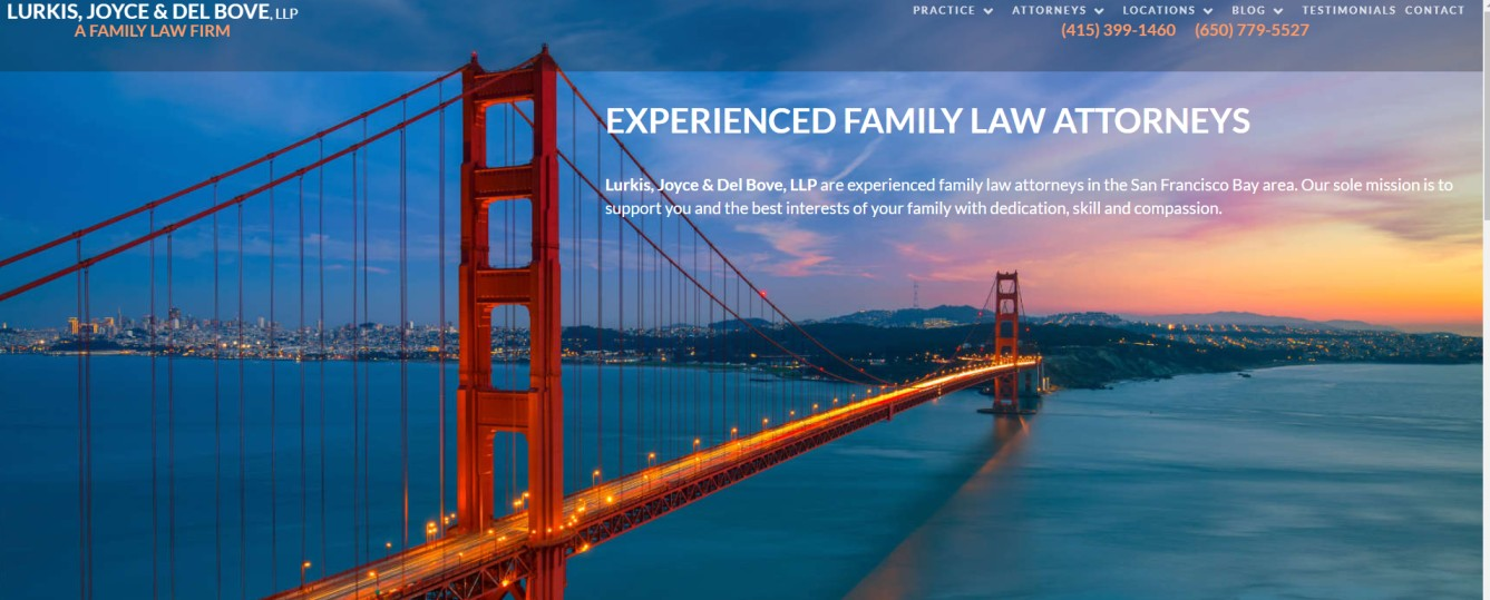 lurkis, joyce and del bove, llp