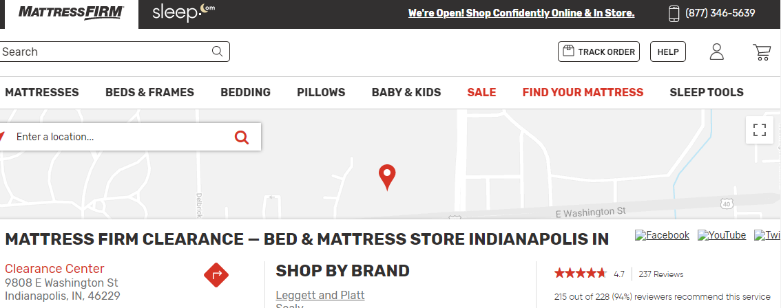 5 Best Mattress Stores in Indianapolis 2