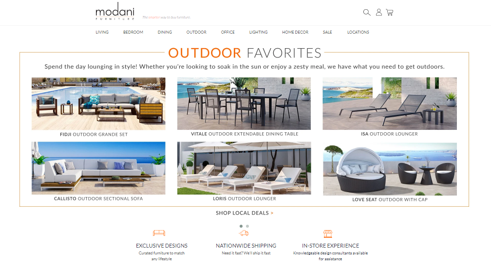 5 Best Furniture Stores in Los Angeles, California FIVE