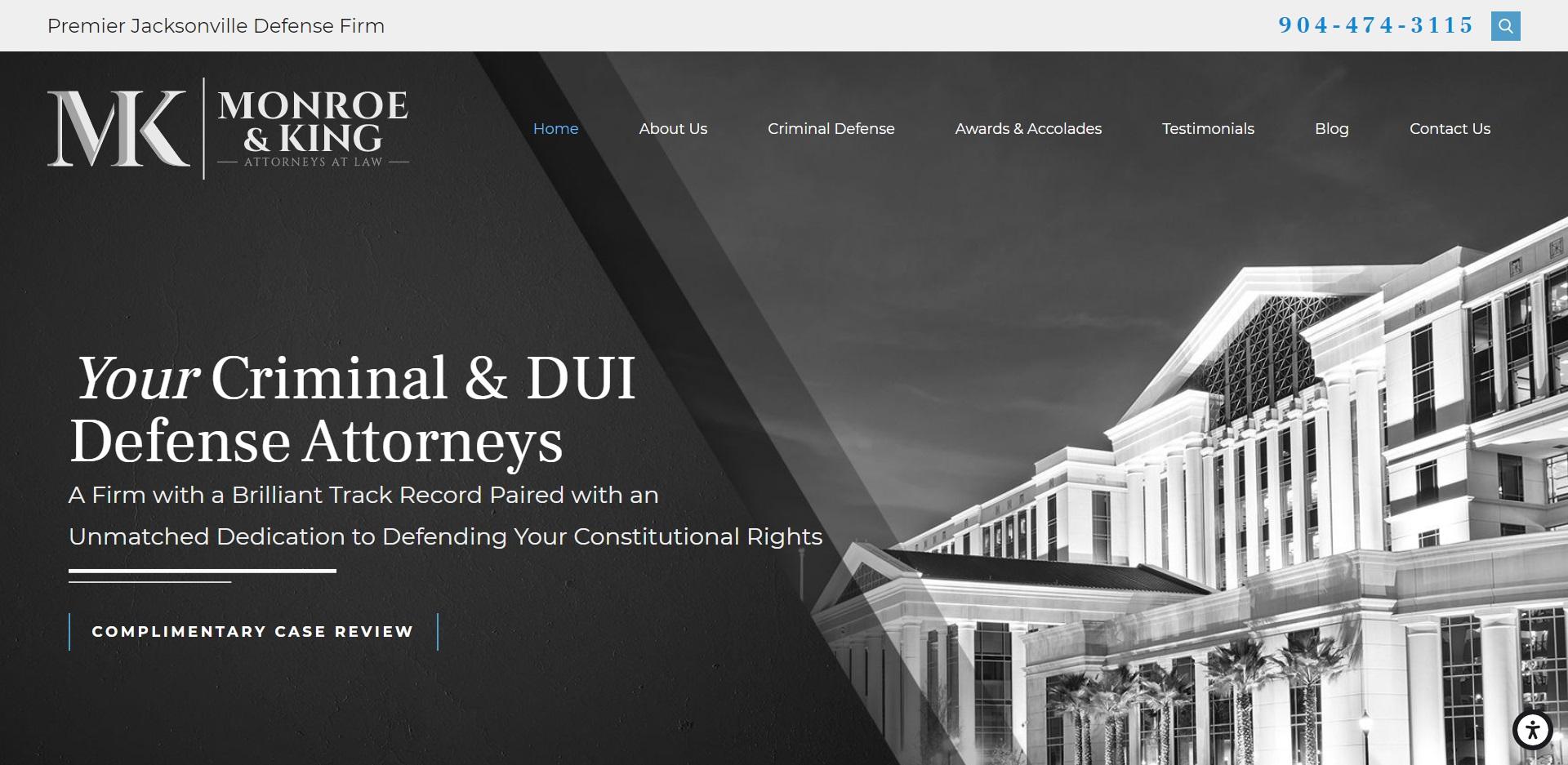 Best Criminal Attorneys in Jacksonville