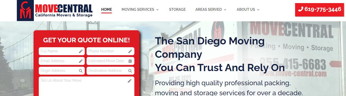 premier logistics experts in San DIego, CA