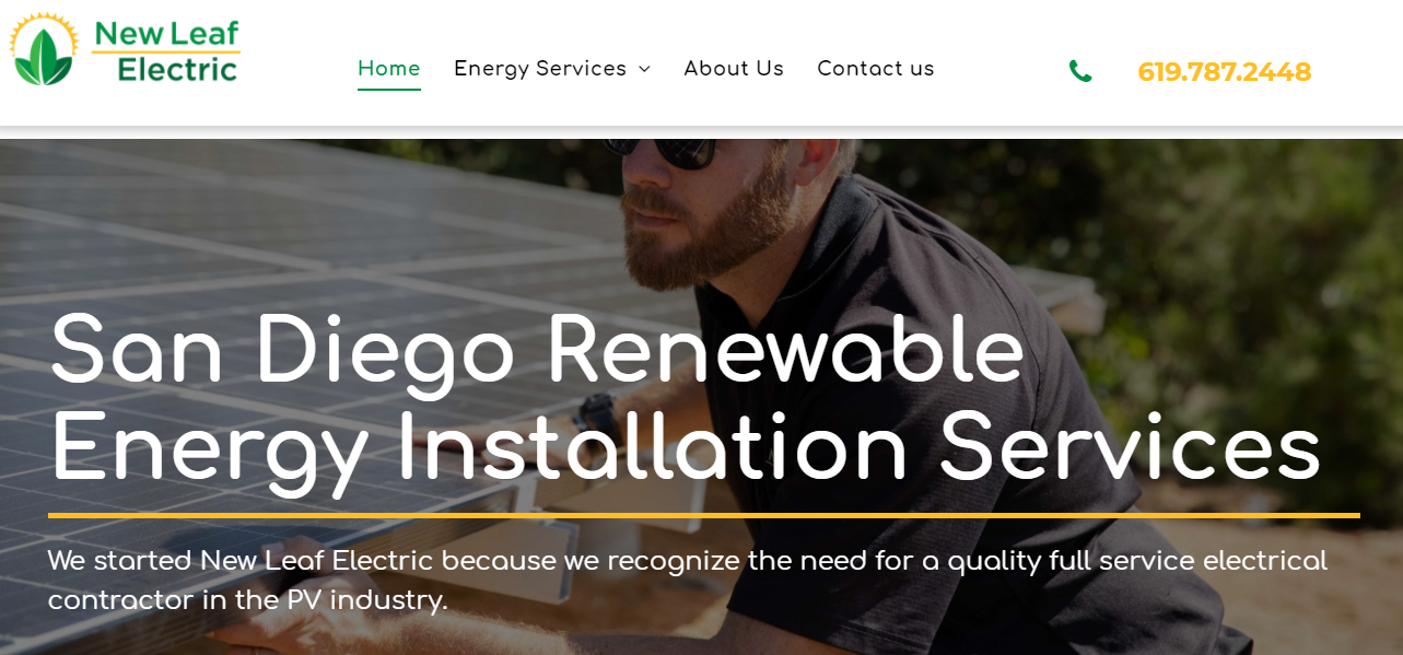 Renewable Electricity in San Diego