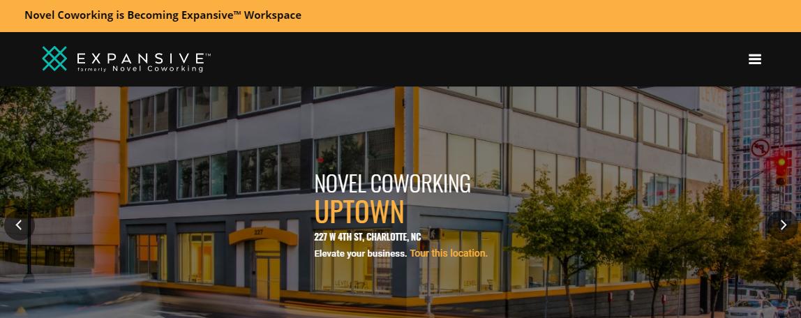 Novel Coworking Uptown