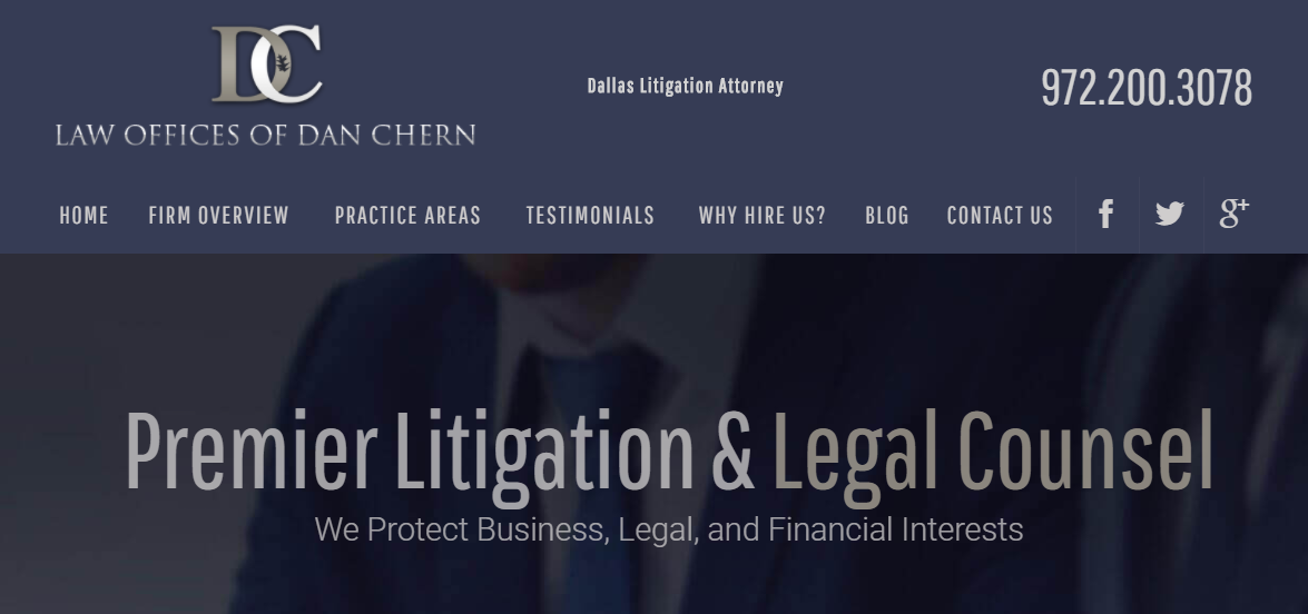 Law Offices of Dan Chern