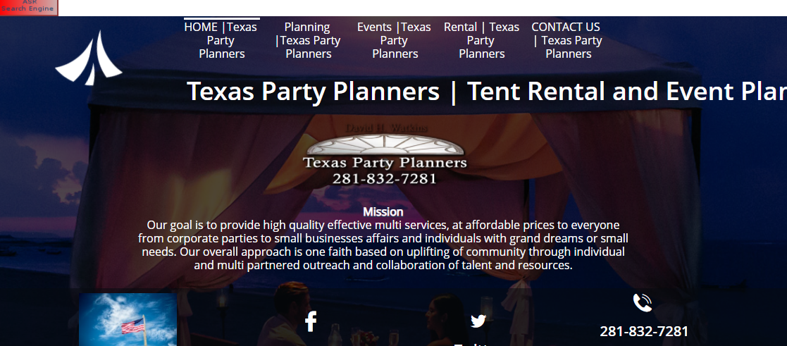 Texas Party Planners