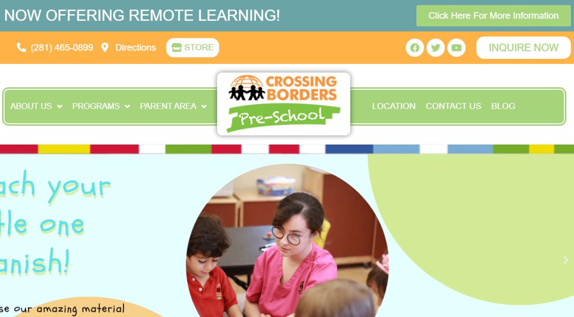 Crossing Borders Preschool