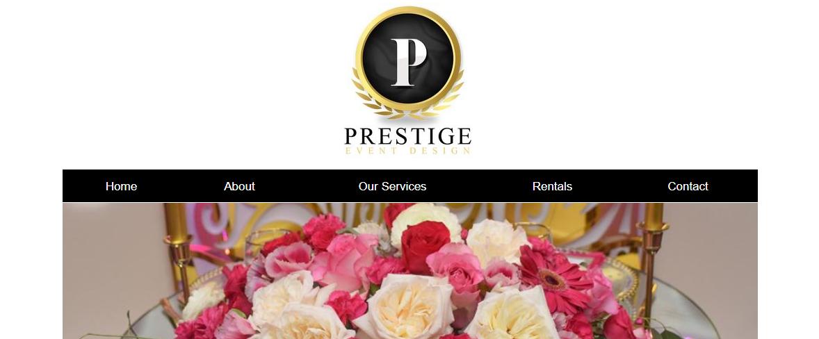 Conception d'événement de prestige