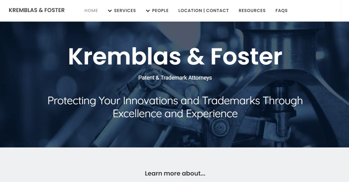 Kremblas and Foster
