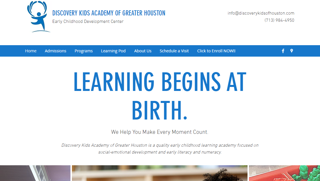 Discovery Kids Academy of Greater Houston
