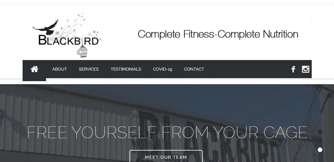 Blackbird Fitness and Nutrition