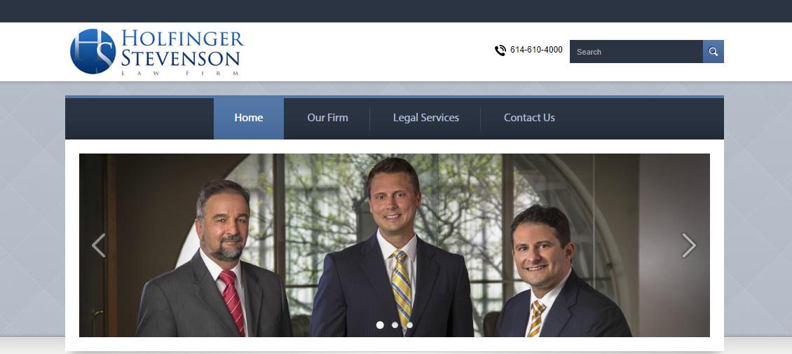 Holfinger Stevenson Law Firm