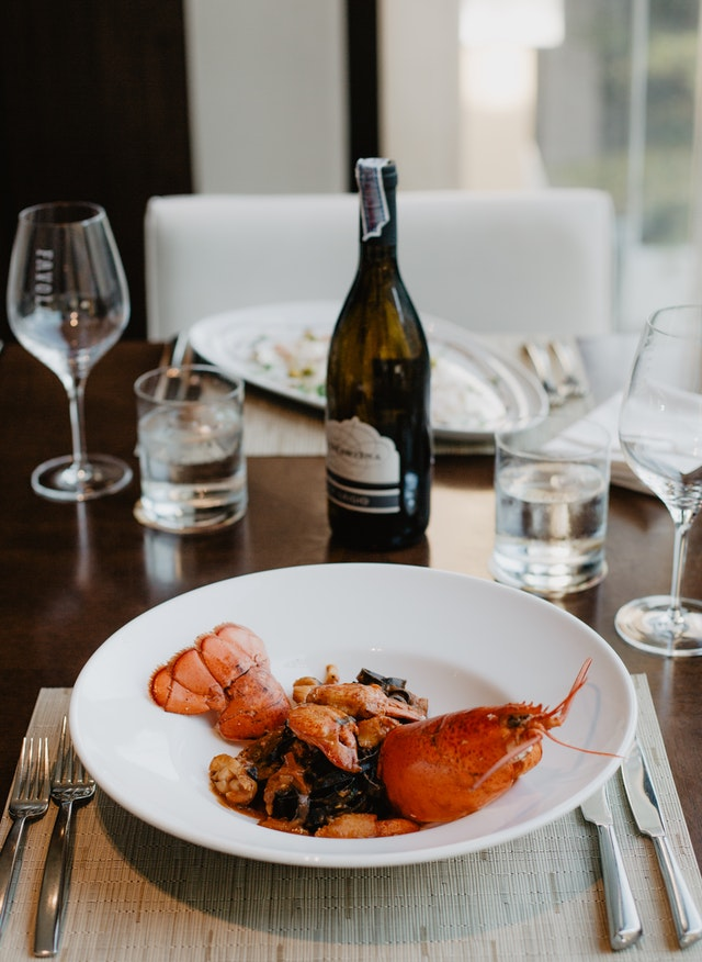Seafood Restaurants in Indianapolis