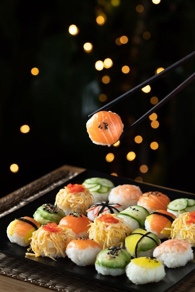 5 Best Sushi in Austin