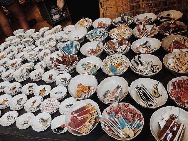 5 Best Pottery Shops in San Francisco
