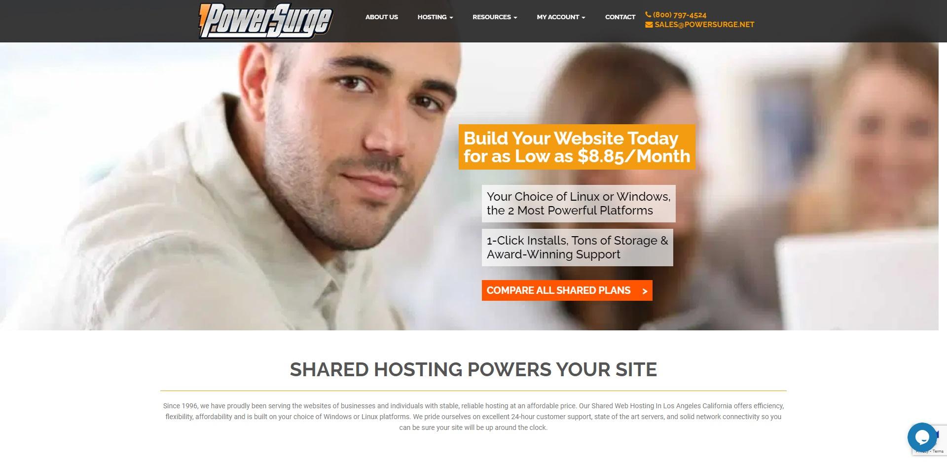 Los Angeles Best Web Hosting