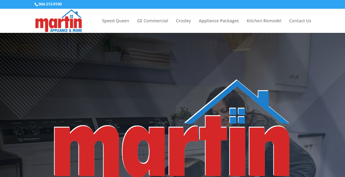 Martin Appliance and More