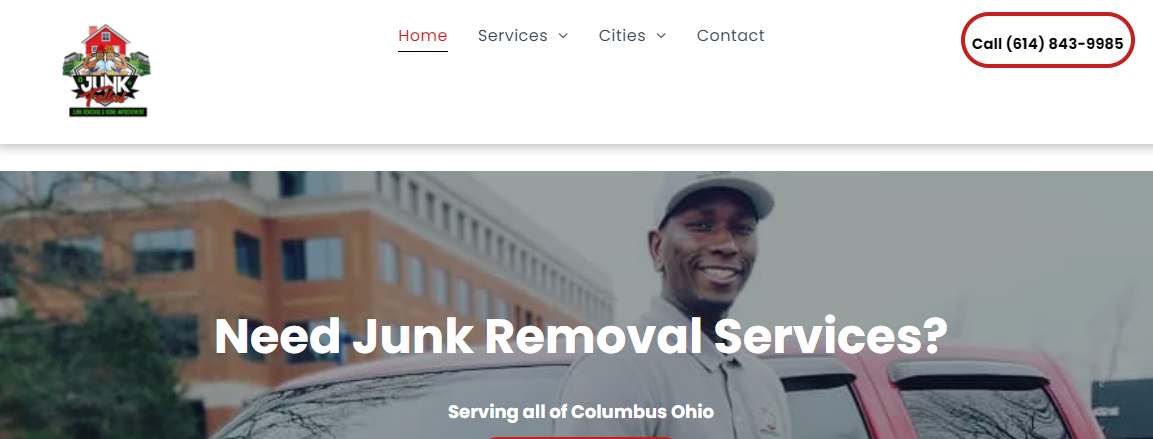 Junk Pros Junk Removal Columbus