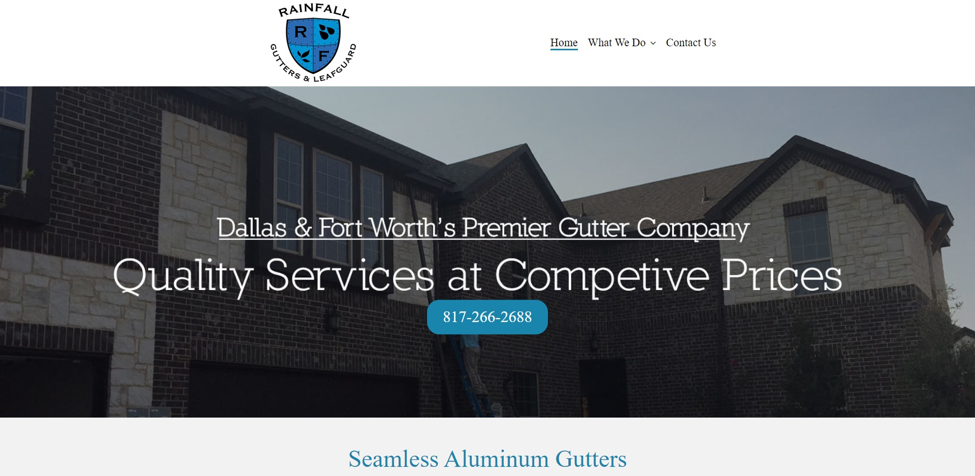 Fort Worth Best Gutter Installers