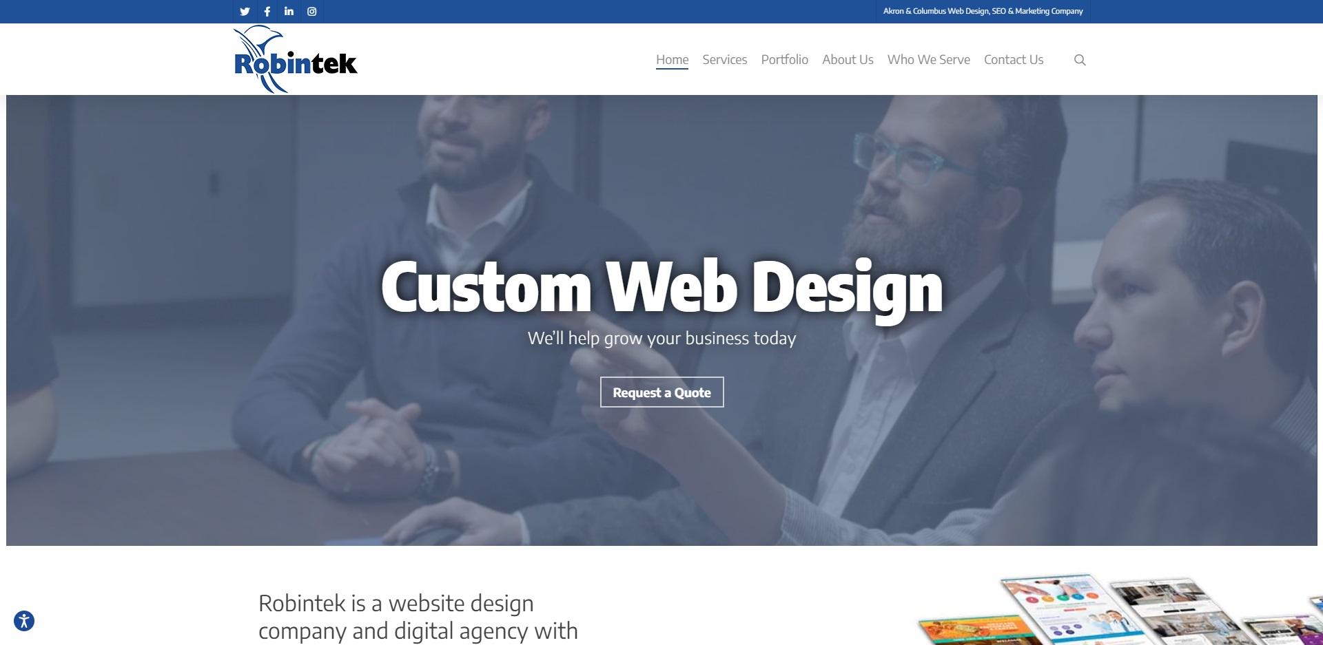 Best Web Designers in Columbus