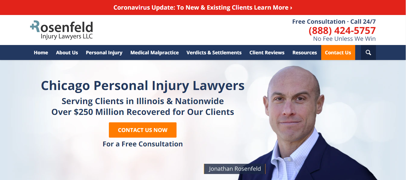 5 Best Medical Malpractice Attorneys in Columbus, Ohio - one