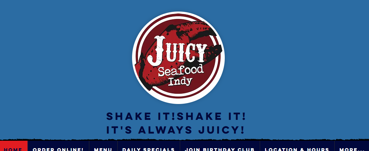 The Juicy Seafood Restaurant