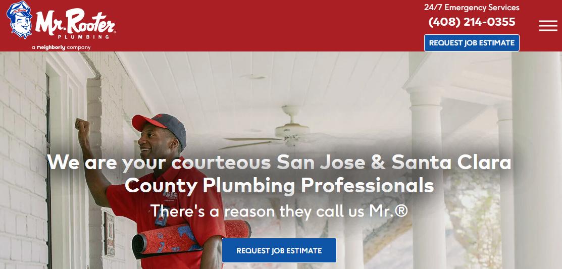 Mr. Rooter Plumbing of San Jose