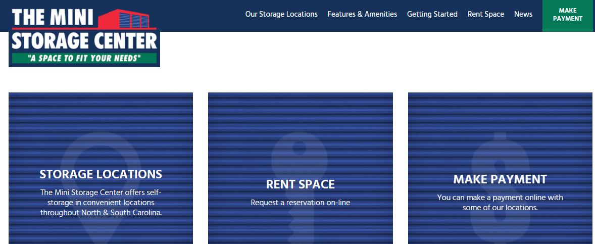 The Mini-Storage Center