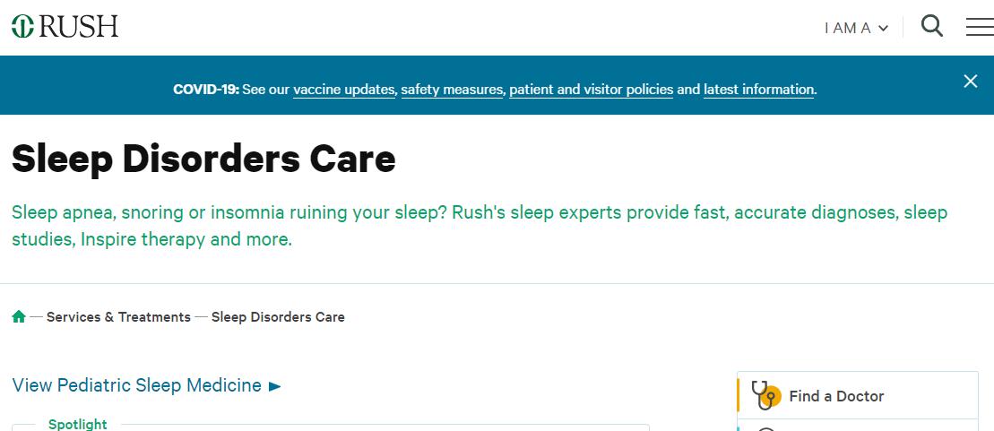 5 Best Sleep Clinics in Chicago 5