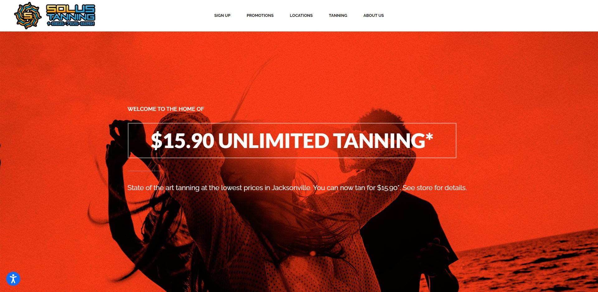 5 Best Tanning Salons in Jacksonville