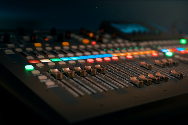 A top piece of equipment from a best sound and audio production bundle or kit.