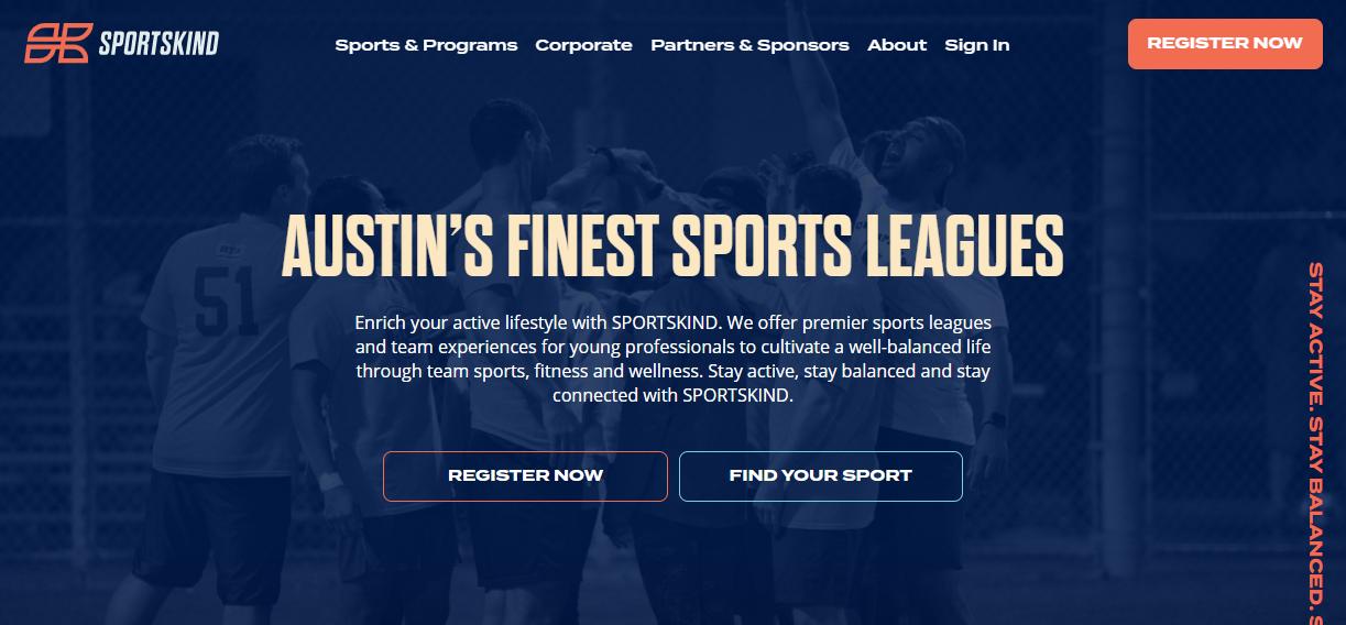 Austin's Sports Leagues