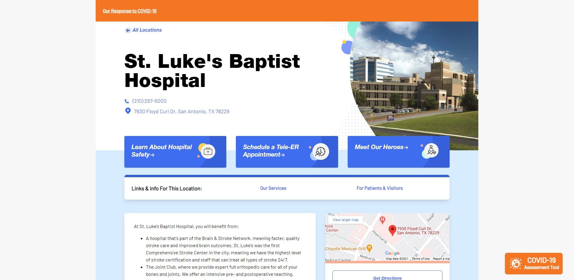 San Antonio Best Maternity Hospitals