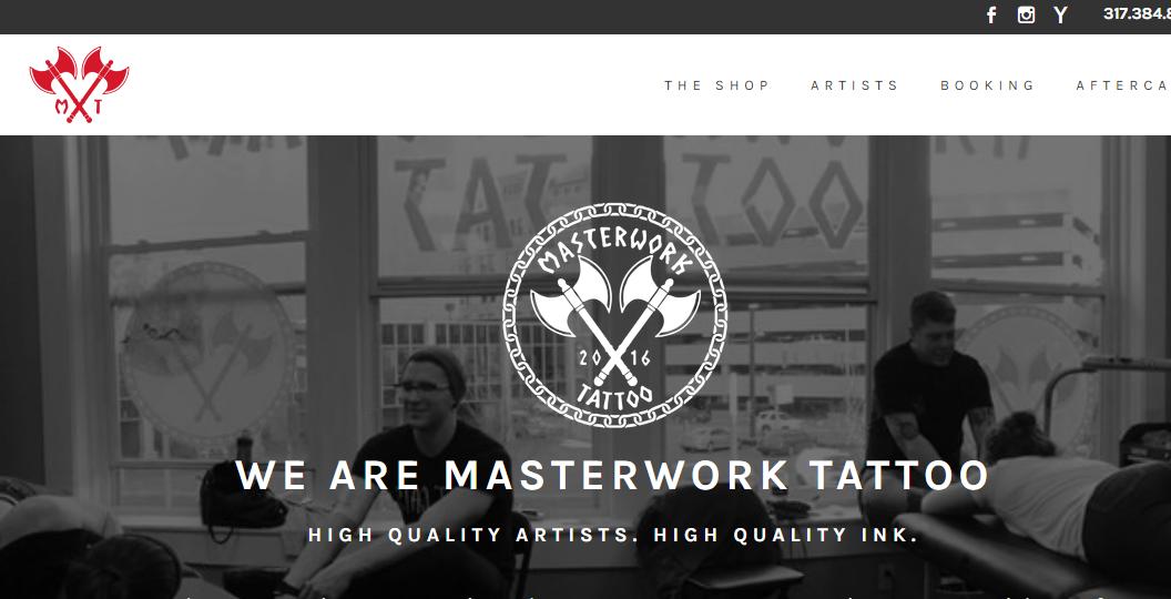 Masterwork Tattoo