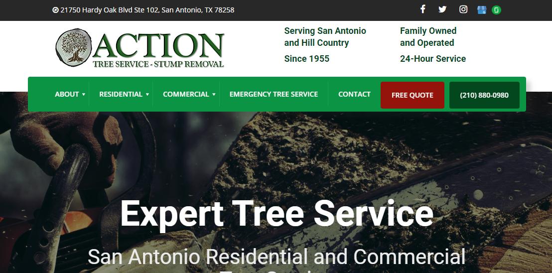 Action Tree Service, LLC