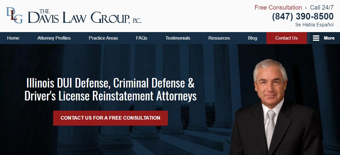 The Davis Law Group, PC