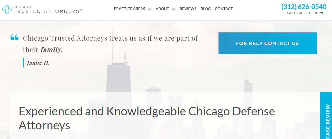 Chicago Trusted Attorneys