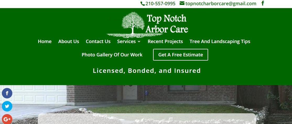 Top Notch Arbor Care