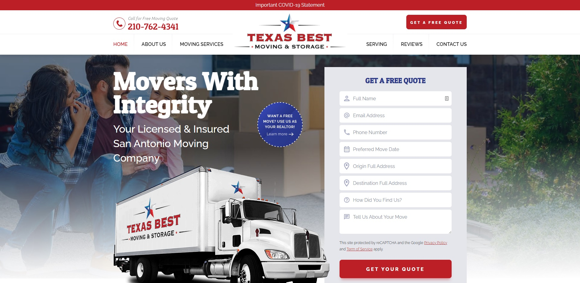 San Antonio Best Removalists